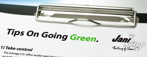 Simple Steps To a Green Workplace