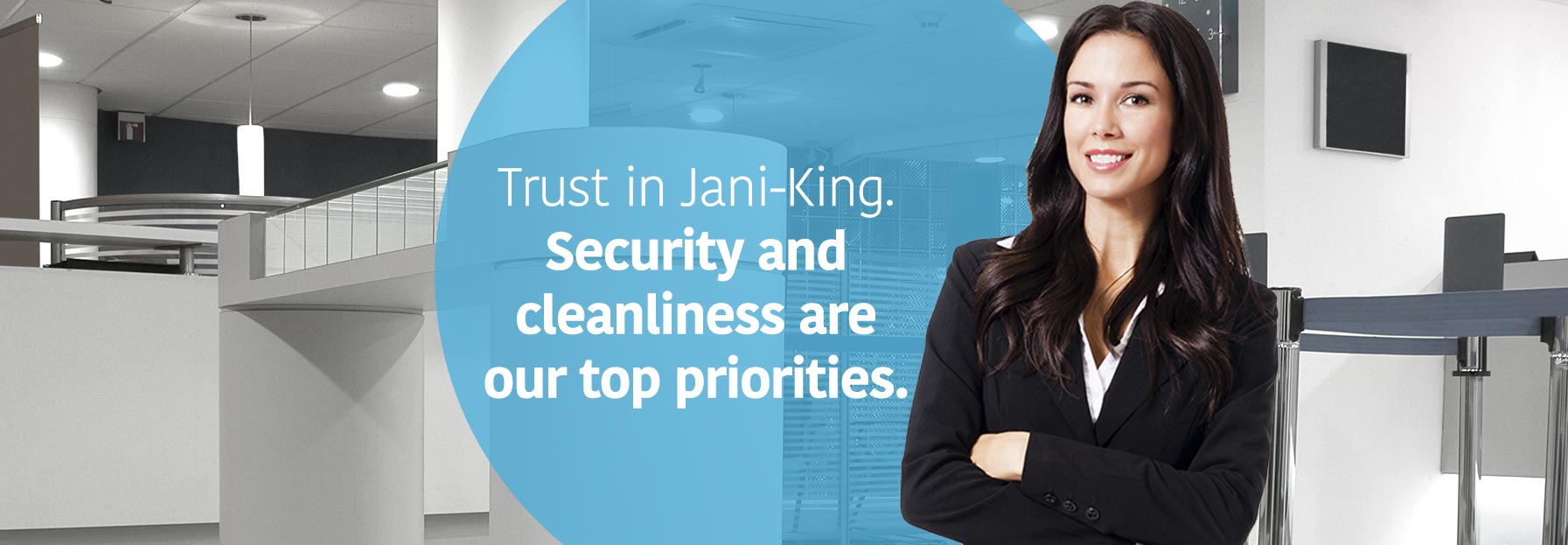 Jani-King Bank Cleaning Services