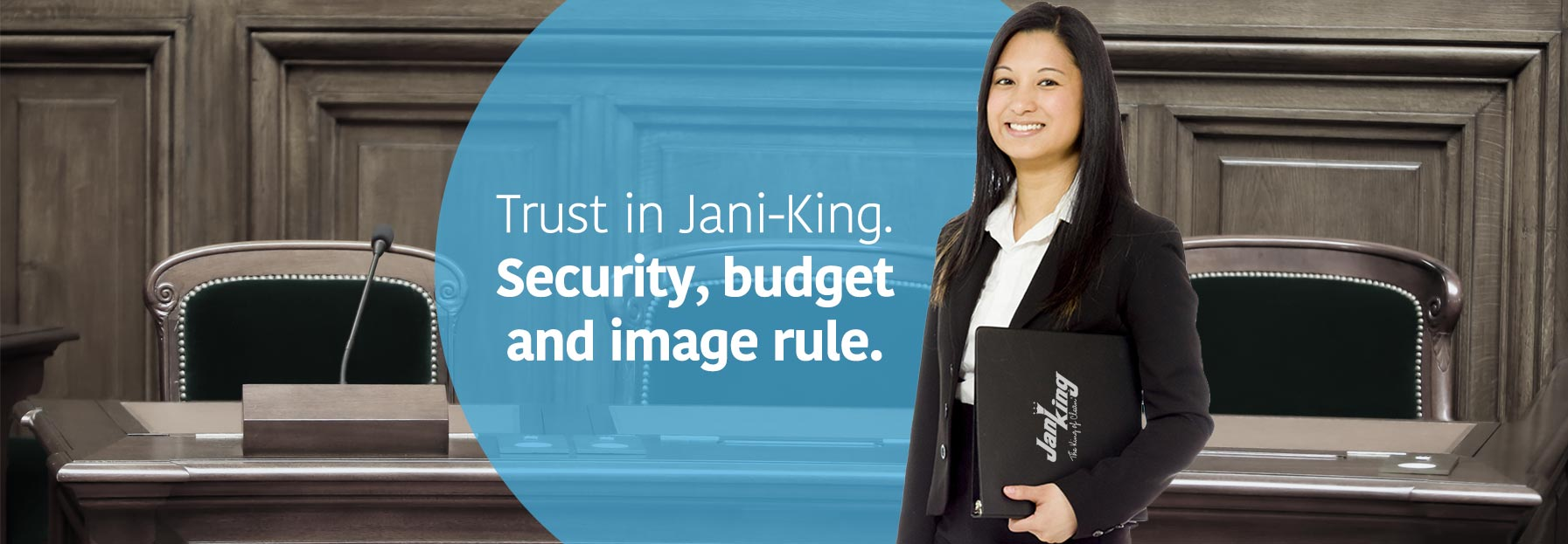 Jani-King Government Building Cleaning Services