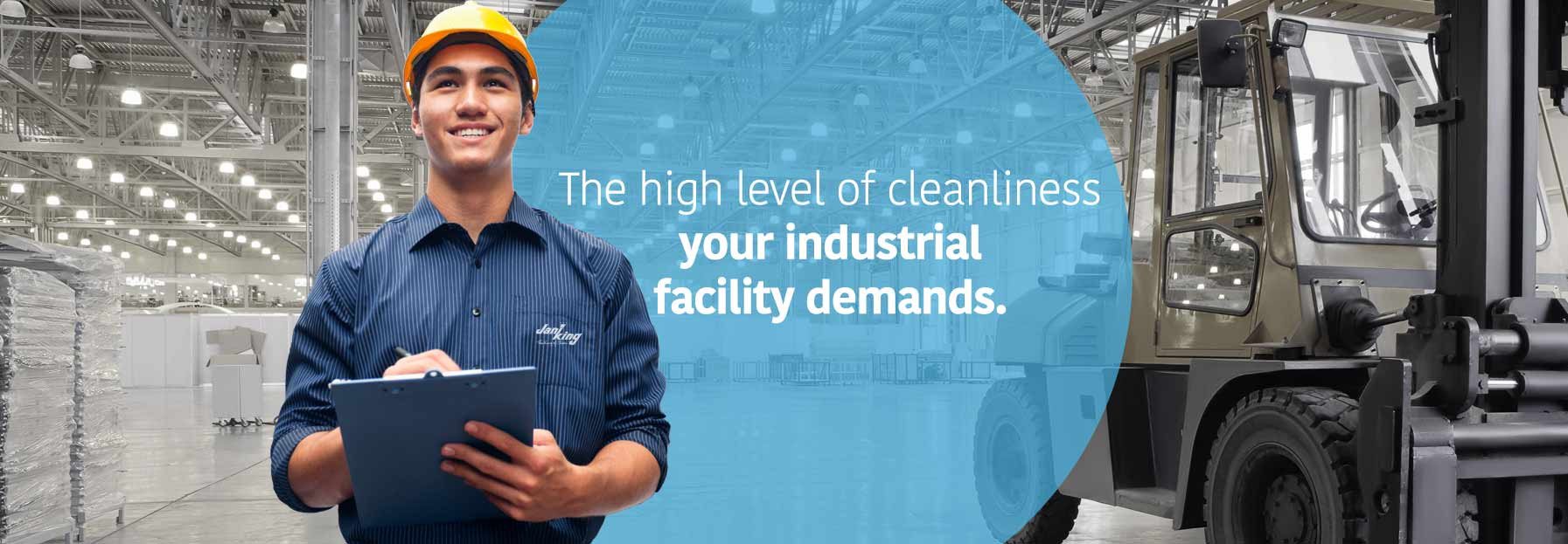 Jani-King Industrial and Manufacturing Cleaning Services