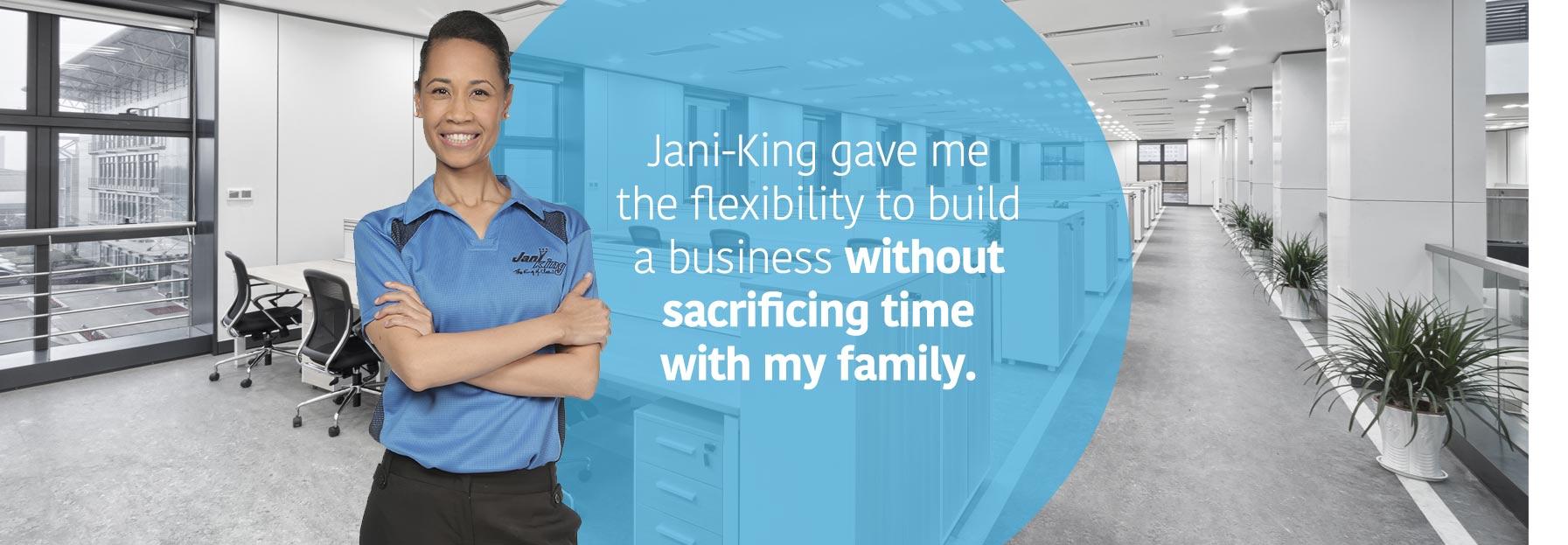 Jani-King Unit Franchise Opportunity