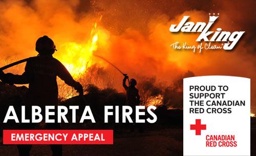 Jani-King Appeal - Alberta Fires