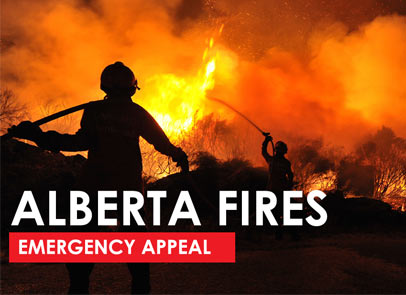 #JANIKINGPLEDGE To Match Donations up to $10,000 in Support of Alberta Fires