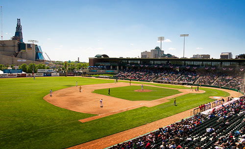 Jani-King Named the Official Cleaner of the Winnipeg Goldeyes!