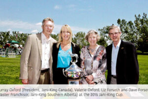 Jani-King in Calgary | Official Cleaning Partner of Spruce Meadows