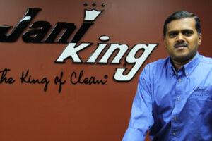 Jani-King Franchise Feature   Muthu