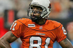 Jani-King Vancouver | Drafts BC Lion Geroy Simon