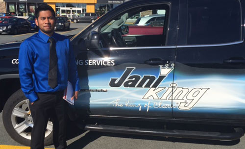 Jani-King Nova Scotia | Dressed for Success