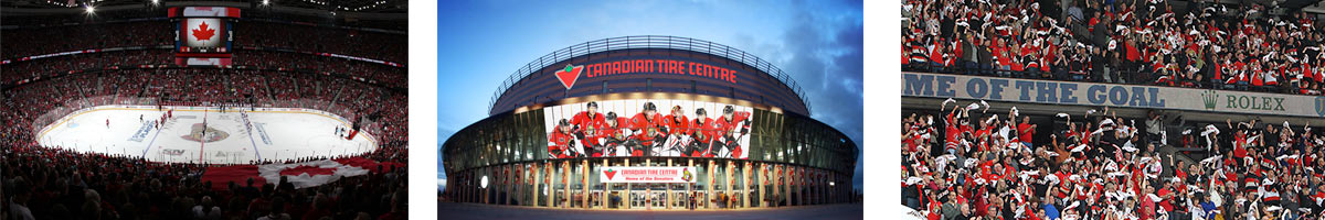 Jani-King Ottawa Official Cleaning Company of the Ottawa Senators and Canadian Tire Centre