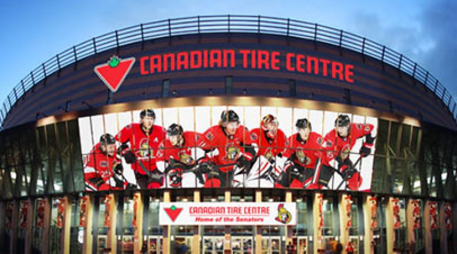 5 Years of Keeping it Clean at Canadian Tire Centre