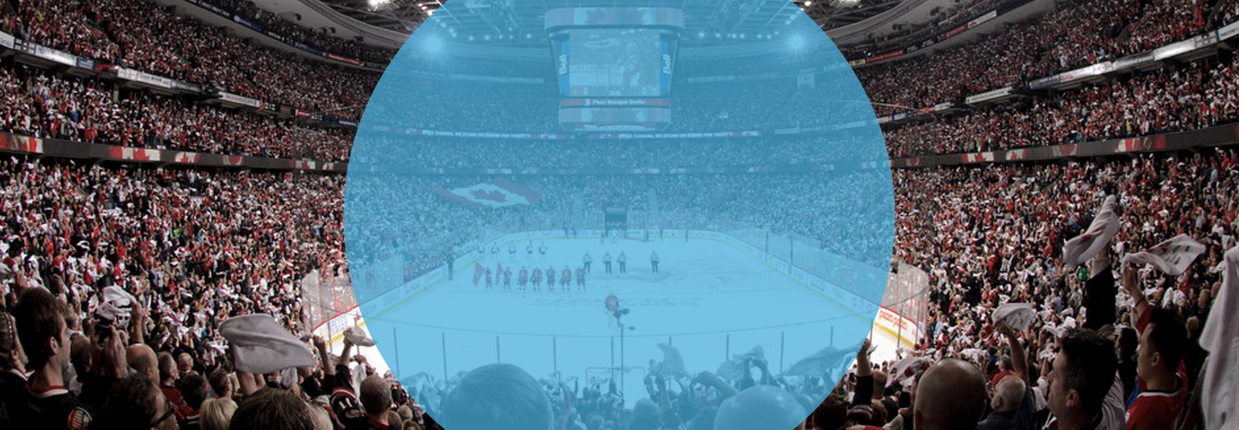 Jani-King the Official Cleaning Company of the Ottawa Senators and Canadian Tire Centre