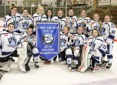 Jani King Ottawa Proud Supporter Of Local Hockey Teams
