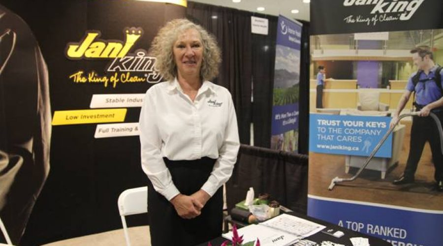 Jani-King of Southern BC spotted at Black Press Extreme Education & Career Fair