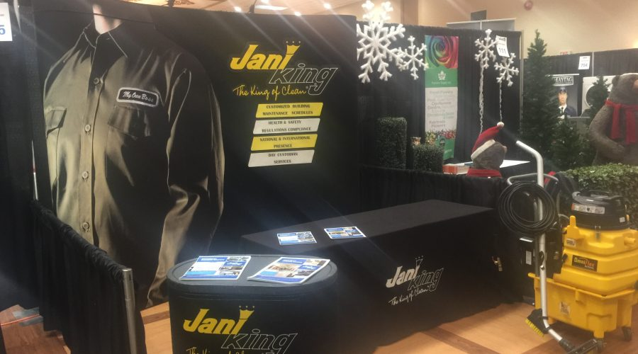 Jani-King of Manitoba Attends Hotel and Restaurant Associations Trade Show