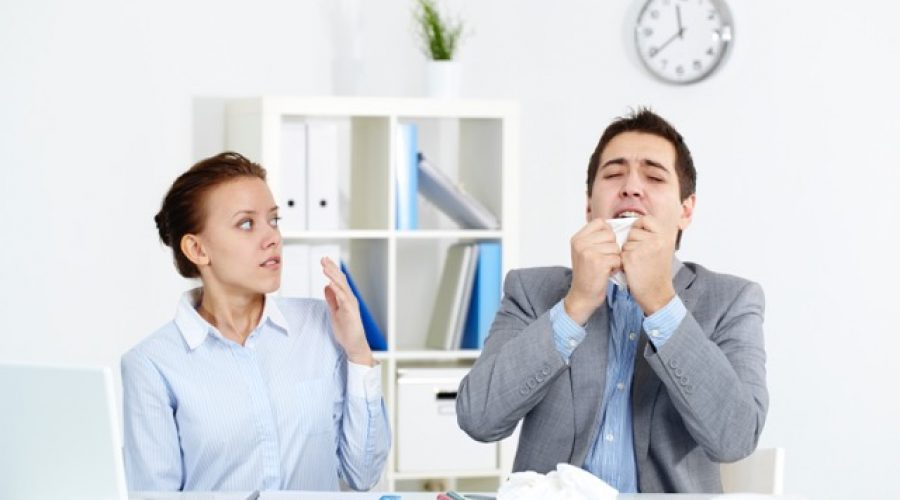 Cleaning for Health and Wellness in the Workplace