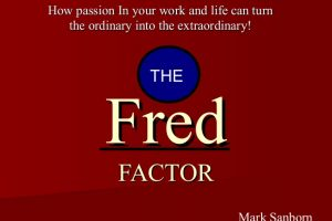 Jani-King of Manitoba Employs the Fred Factor
