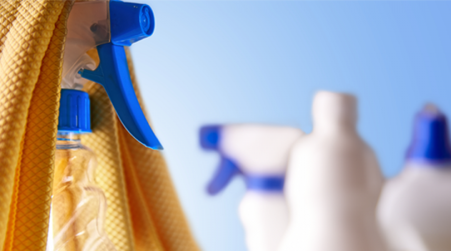 How to tell if your cleaning products are environmentally friendly