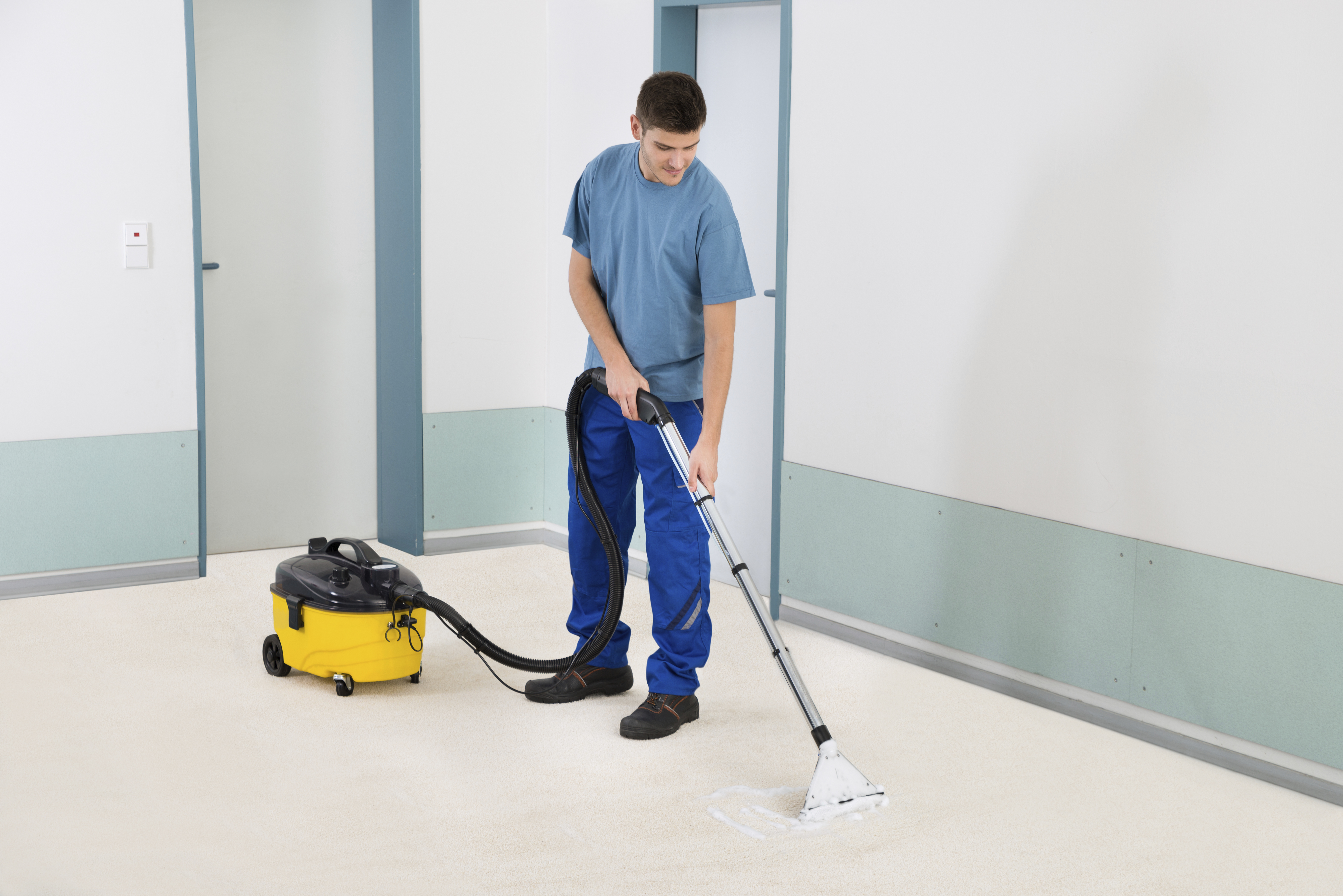 Commercial Carpet Cleaning Services For Your Office