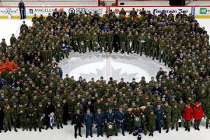 Jani-King donates Winnipeg Jets tickets for special event honouring the Canadian Armed Forces