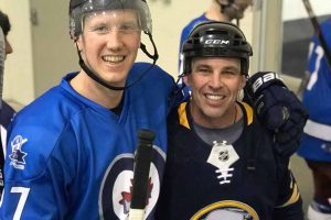 Jani-King Plays Amoung NHL Greats in Mike Keane Classic for Charity