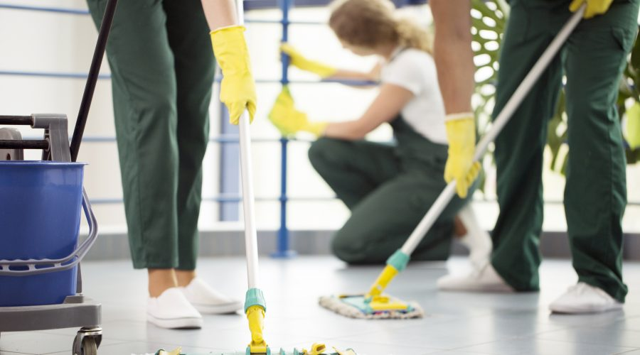 The 5 W's of Green Cleaning