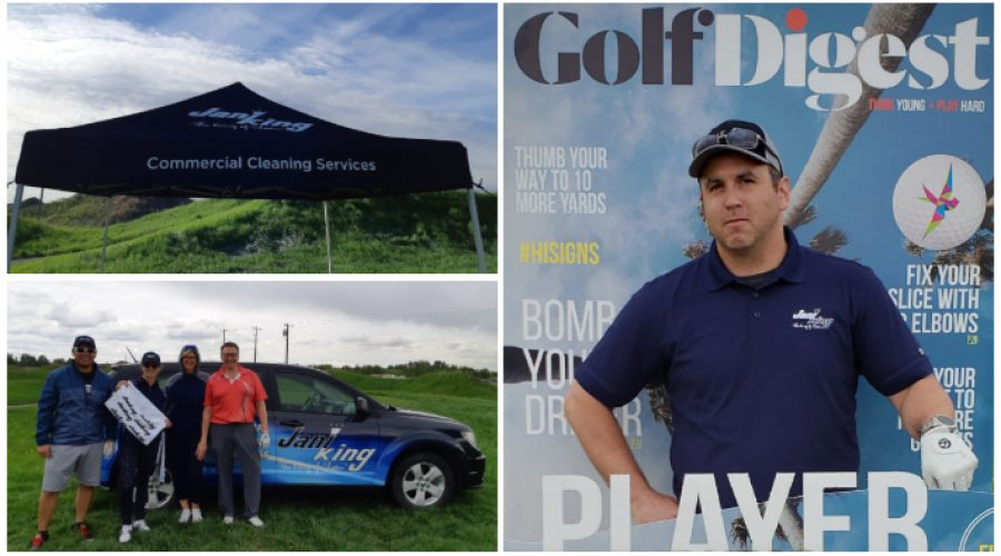 Jani-King of Northern Alberta Sponsors Hole at 2019 BOMA Edmonton/ENMAX Energy Golf Classic