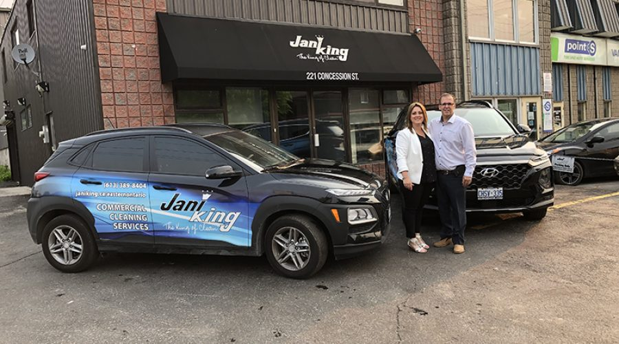 Jani-King of Eastern Ontario Hosts 2019 Franchisee Day
