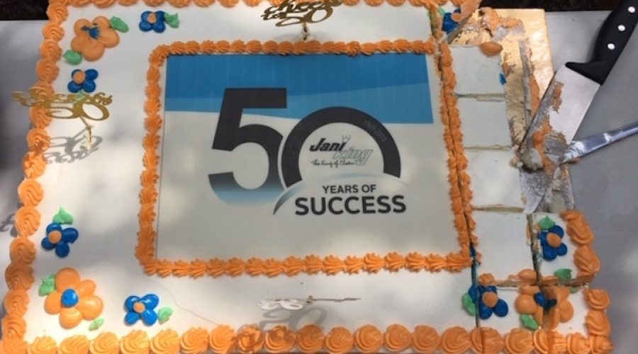 Ottawa Celebrates 50 Years of Jani-King Success at Franchisee Appreciation BBQ