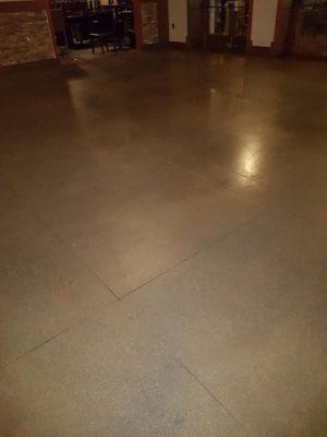 Floors Before