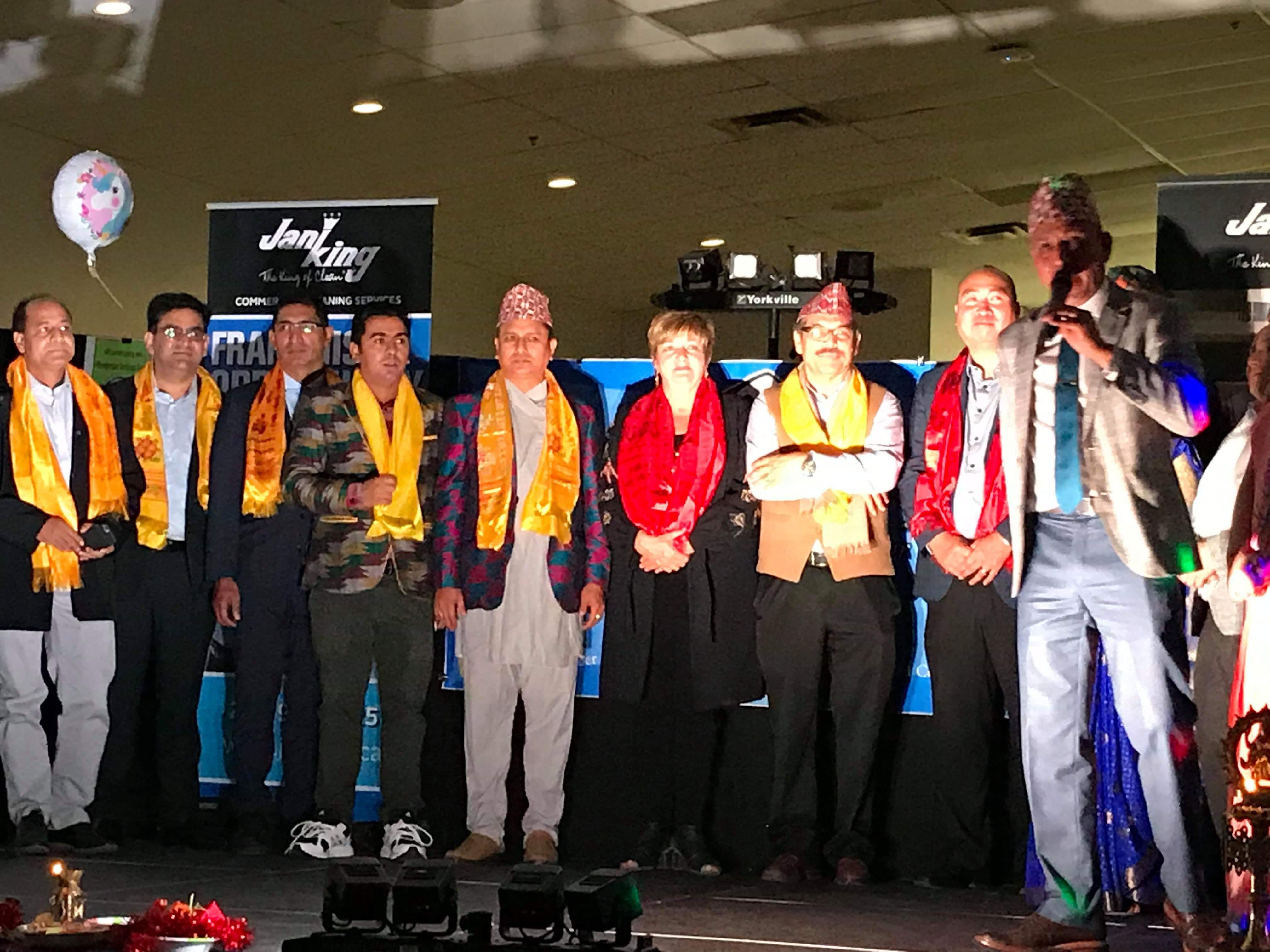 JKMB Nepali Event