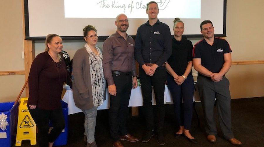 Jani-King of Manitoba Hosts 2019 Franchise Development Day