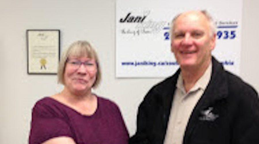 Jani-King of Southern British Columbia Welcomes Arlene Bradshaw