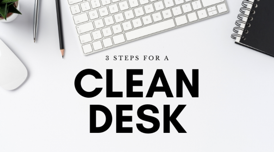 How to Make the Most of National Clean Your Desk Day