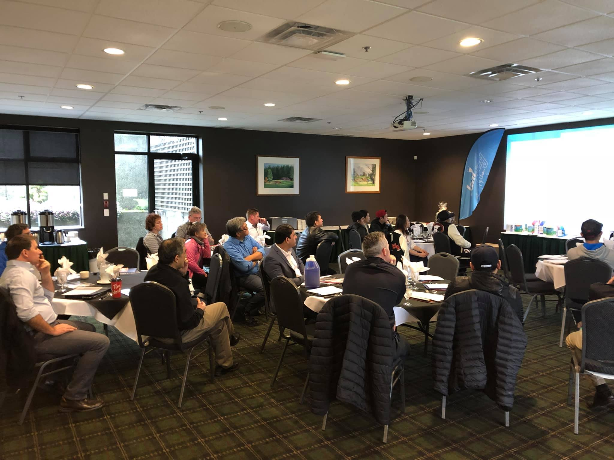 Jani-King of Vancouver Island Franchisee Day