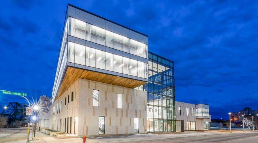 Jani-King of Manitoba to Clean Richardson Innovation Centre